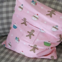 toothfairy cushion baby gift