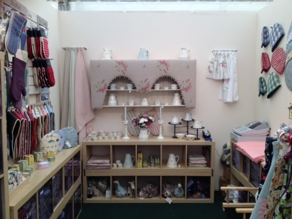 exhibitor burghley homeware kitchen