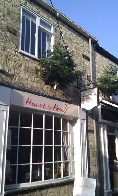 Heart to Home shop Wetherby