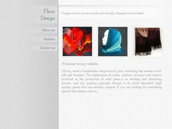 FleurDesign.co.uk - 50 British Textiles Designers' websites for Inspiration