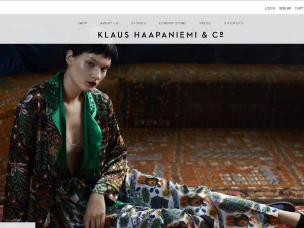klaush.com - 50 British Textiles Designers' websites for Inspiration