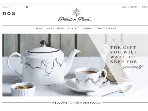 snowdenflood.com - 50 British Textiles Designers' websites for Inspiration