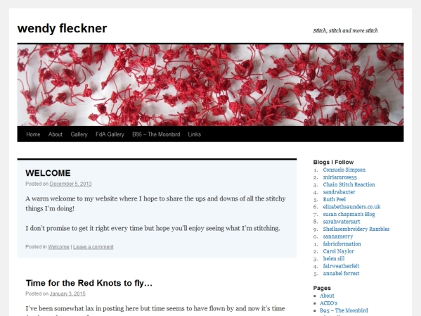 wfleckner.com - 50 British Textiles Designers' websites for Inspiration