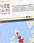 Free Cakes for Kids UK