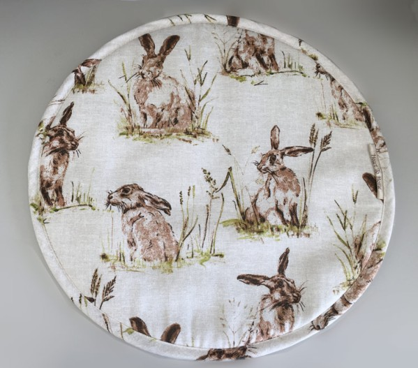 Hares Aga Cover - brand new and exclusive to Heart to Home