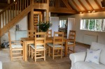 Ashwell Barn Cotswolds Accommodation - Dining