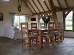 Ashwell Barn Cotswolds Accommodation - Dining