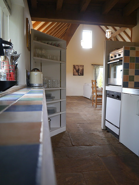 Ashwell Barn Cotswolds Accommodation - Kitchen