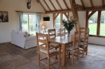 Ashwell Barn Cotswolds Chedworth Accommodation - Sitting/Dining area