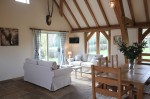 Ashwell Barn Cotswolds Accommodation - Dining Room / Sitting Room
